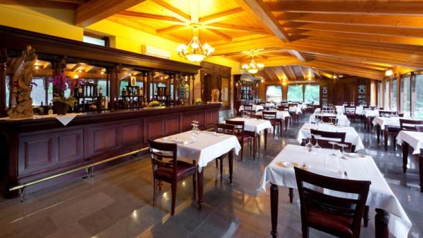 Oneko by Etxegana Sala del restaurante