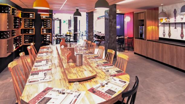 L'esprit Kokotte Salle du restaurant