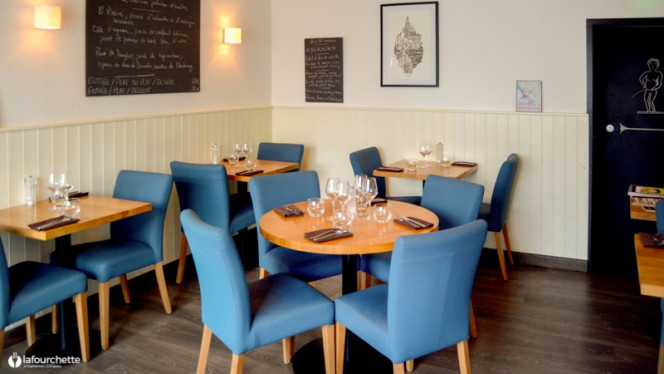 L'Instinct Gourmand - Restaurant - Nantes