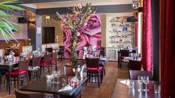 Restaurant bij Roos Het restaurant