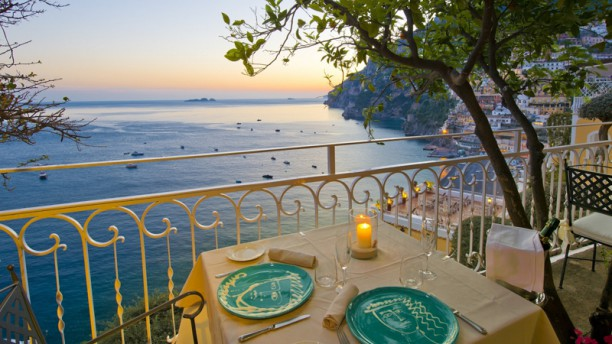 Terrazza Celè In Positano Restaurant Reviews Menu And
