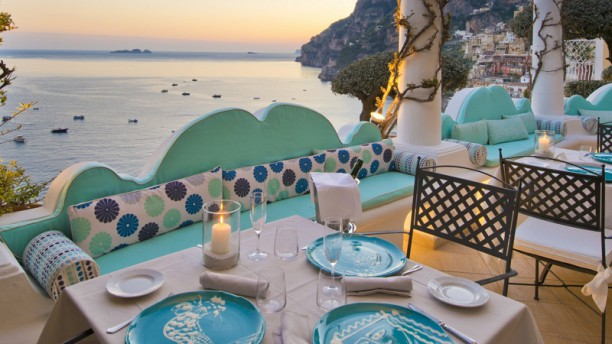 Terrazza Celè in Positano - Restaurant Reviews, Menu and Prices ...