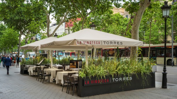 La Vinoteca Torres In Barcelona Restaurant Reviews Menu
