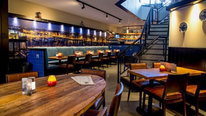 Restaurant - De Molenwiek, Amsterdam