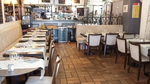 Bistrot Rouguiere Salle du restaurant