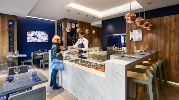 Le Comptoir du Caviar Notre épicerie et table de la mer