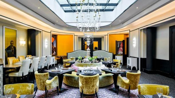 Maison Astor Paris Vue de la salle