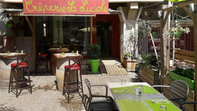 Crêperie La Luciole - Restaurant - Brive-la-Gaillarde