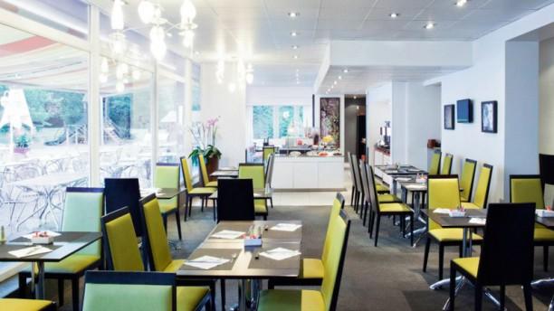 N'Café de Novotel Salle du restaurant