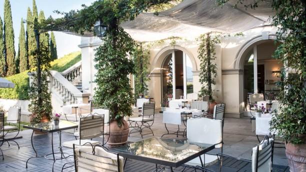 Ristorante Di Villa La Vedetta In Florence Restaurant