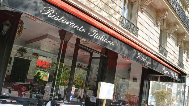 Restaurant il rifugio paris ternes porte maillot batignolles place de clichy sur - Porte de clichy restaurant ...