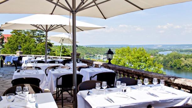Restaurant le domaine de la corniche rolleboise menu for Restaurant la cuisine limoges