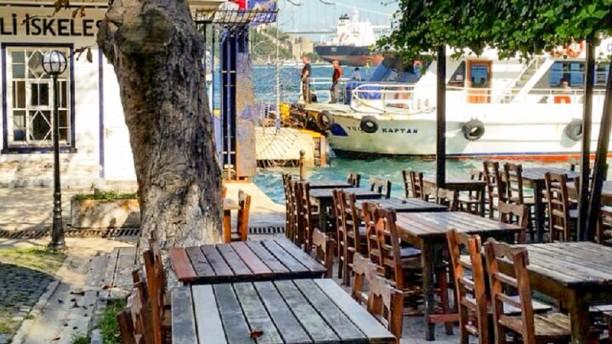 Kandilli Balıkçısı Suna Abla Terrace