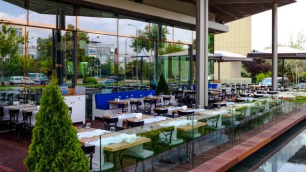 Köşebaşı Galleria Terrace