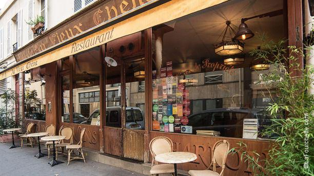 Bistro au Vieux Chêne Bienvenue au restaurant Au Vieux Chêne