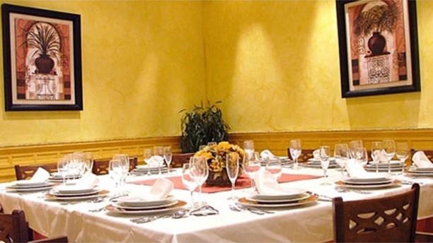 Apartahotel Infanta Mercedes Vista sala