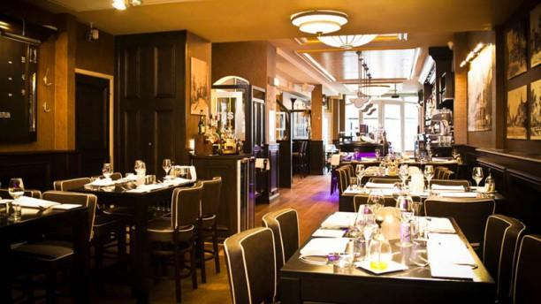 De Wits Restaurant Het restaurant