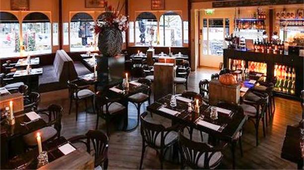 Bistro Piaf Het restaurant