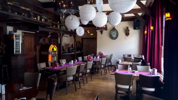 Dorpsherberg de Sterke Duvel Het restaurant