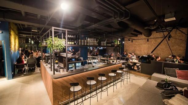 Restaurant MOER Restaurant