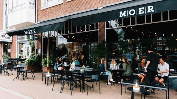 Restaurant Moer Terras