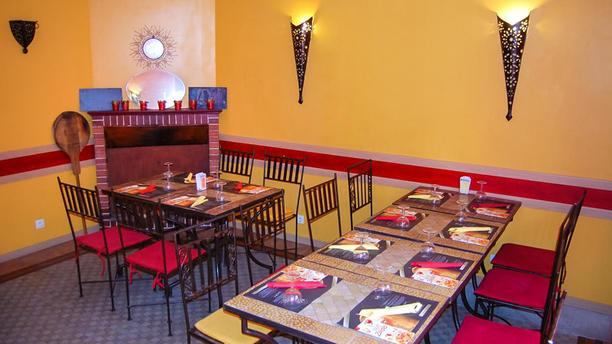 Puit'Zaiolo Salle du restaurant