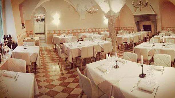 Floriana ristorante Sala Interna