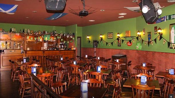 Hibernian Pub Interno