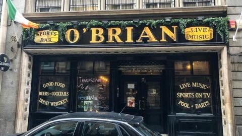 O'Brian, Madrid