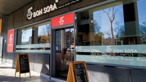 Don Soba, Las Rozas