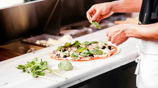 MyPizza preparazione pizza