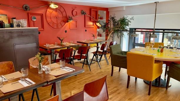 Poni Salle du restaurant