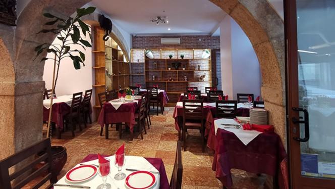Swaagat The Taste of India ristorante indiano a Lisbona in Portogallo