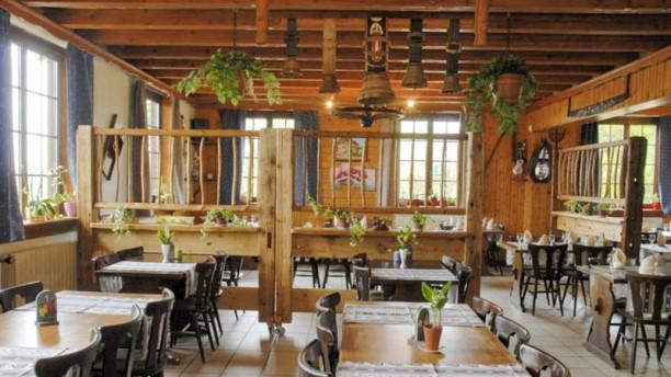 Auberge du Langenberg Apreçu de l'intérieur