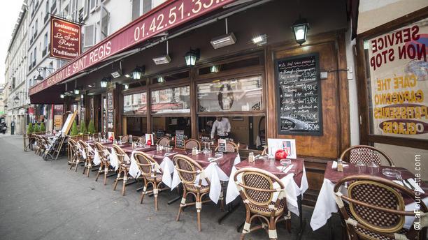 Le Saint-Regis Restaurant Le Saint-Régis