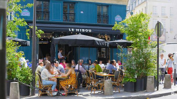 Cafe Le Hibou Paris
