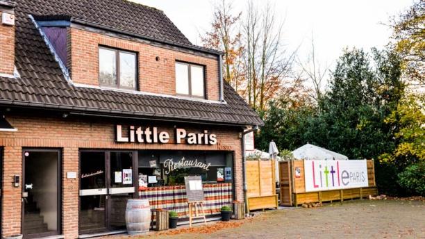 Little Paris Vue extérieur