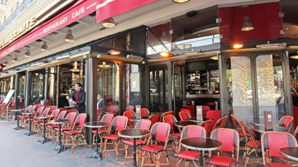 Restaurant royal trinit paris 9 me saint lazare menu avis prix et r servation - Restaurant saint lazare paris ...