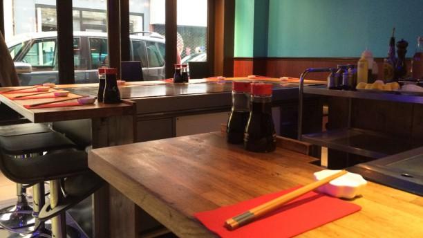 Restaurant teppanyaki sushi paris 75017 batignolles - Restaurant carte sur table cavaillon ...