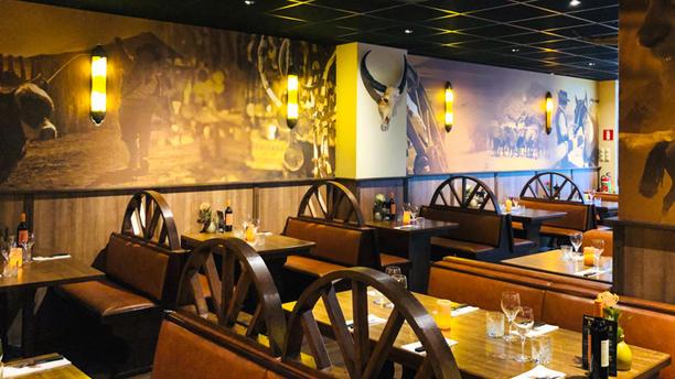 Rancho Bravo Argentijns Grill Restaurant Restaurant
