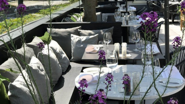 Restaurant Vlaar Terras