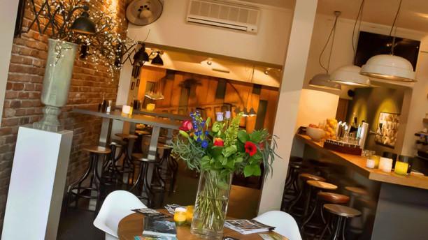 Ingeburgerd restaurantzaal