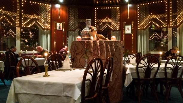 New Century Thai Restaurantzaal