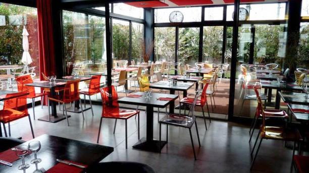 O'Papillon Salle du restaurant