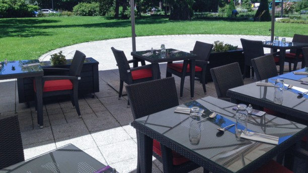 Le Comptoir JOA - Besançon Terrasse