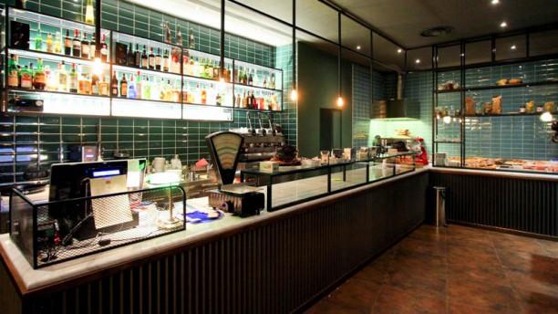 Posta Cucina Espressa Vista sala