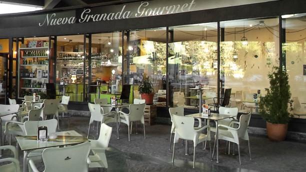 Bistró Nueva Granada Gourmet Terrasse