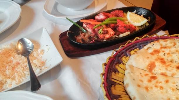 Raja Tika Masala Sugerencia del chef