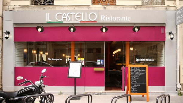 il castello 5 me in paris restaurant reviews menu and