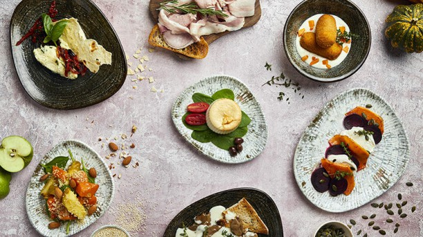 Obicà Mozzarella Bar Centrale Food to Share Inverno 2019